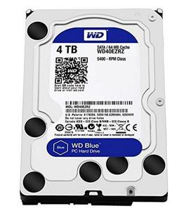Western Digital Blue 4TB 5400rpm SATA3