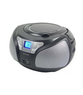 Denver Radio CD TCU-206 MP3 Negro