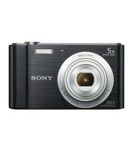 Sony Ciber-shot DSC-W800 20MP Negra