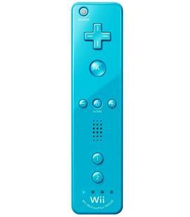 Nintendo Wii/Wii U Remote Plus Azul