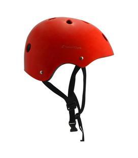 SmartGyro Casco Protector Rojo