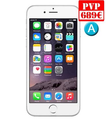 Apple iPhone 6 64GB Plata Renew