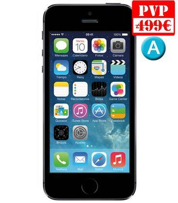 Apple iPhone 5S 32GB Gris Espacial Renew