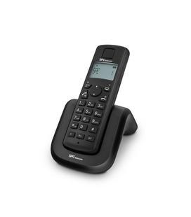SPC Art 7265N Teléfono Inalámbrico Negro