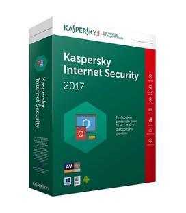 Kaspersky Internet Security Multi-Device 2017 1 Dipositivo