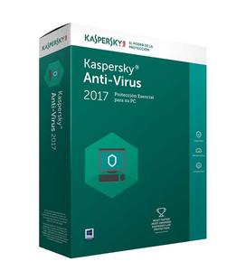 Kaspersky Anti-Virus 2017 3 Dispositivos