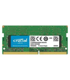 Crucial DDR4-2133 PC4-17000 8GB CL15 SO-DIMM