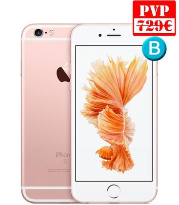 Apple iPhone 6S 16GB Oro Rosa Renew Grado B