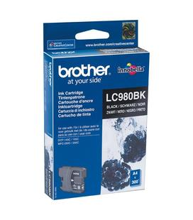 Brother LC980 Negro