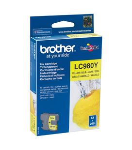 Brother LC980 Amarillo