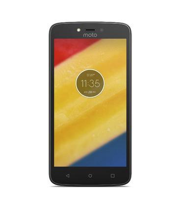 Motorola Moto C Plus Negro