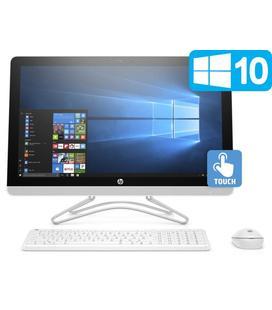 AIO HP 24 E013NS AMD A9-8400/4GB/1TB/23.8/DVD/W10/TACTIL