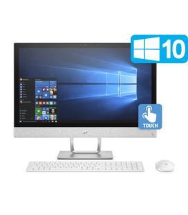 AIO HP 24-R055NS I5-7400T/8GB/1TB+128/23.6/R5302GB/W10