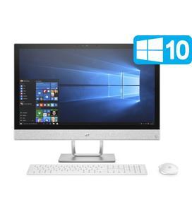 AIO HP 24-R052NS I5-7400T/8GB/1TB+128/23.6//W10