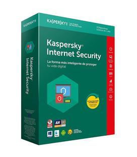Kaspersky Internet Security Multi-Device 2018 4 Dispositivos