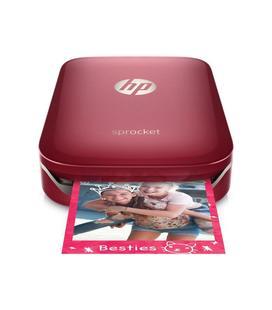 HP Sprocket Bluetooth Roja