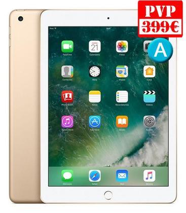 Apple iPad 2017 32GB WiFi Oro Renew