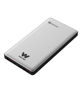 Woxter Power Bank QC 10500 Plata