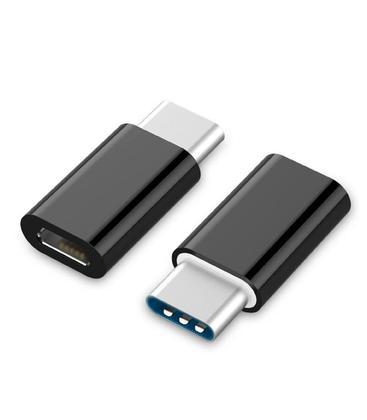 Adaptador USB 2.0 C/M a MicroUSB 2.0 A/H