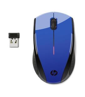 HP Ratón Inalámbrico X3000 Azul