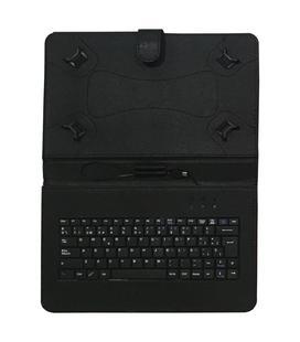 "Talius Funda Tablet CV-3006 Teclado 10"" Negra"