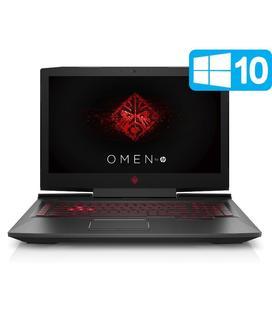 "HP Omen 17-an106ns Intel i7-8750H/32GB/1TB-512SSD/GTX1070-8GB/17.3"""