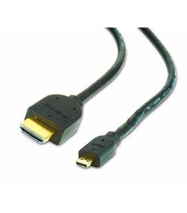 Cable HDMI  a Micro HDMI, 1.8Metros, Gold BULK