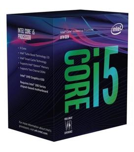 Intel Core i5-8600k 3.6GHz Box
