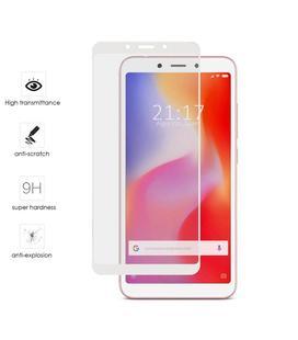Cristal Templado Xiaomi REDMI 6A Blanco