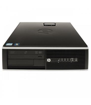 HP Compaq 8200 Elite SFF Intel I5 2400/4GB/250GB/W7Pro Refurbished