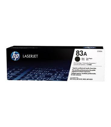 HP CF283A Nº83A Negro