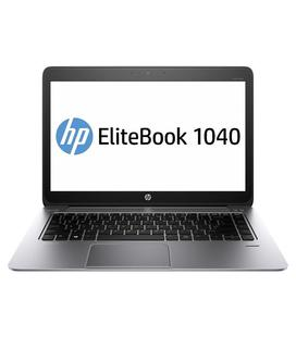 "HP EliteBook Folio 1040 G1 Intel i5-4200U/4GB/128SSD/14""/Ultrafino táctil P2165 Refurbished"