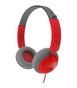 TDK Headset ST-100 Rojo
