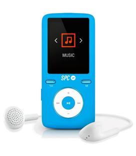 SPC Reproductor MP4 Pure Sound Colour 2 8GB Azul