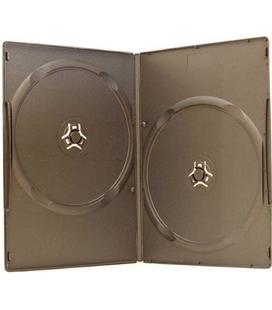 Caja DVD Doble Slim